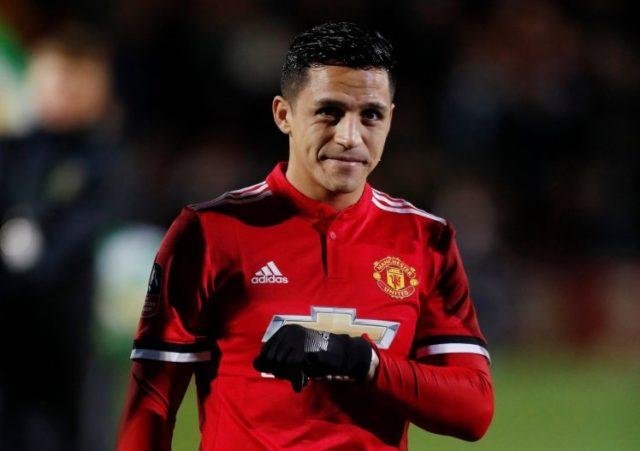 Alexis Sanchez,Man Utd